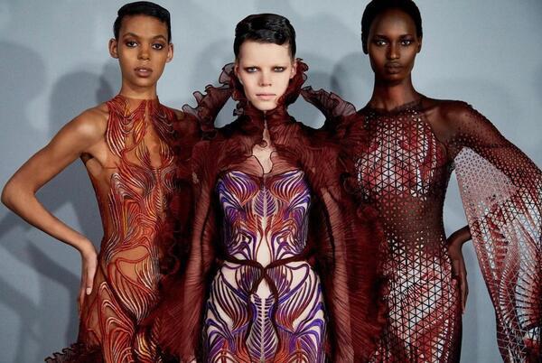 Picture for Iris Van Herpen: Conscious Couture