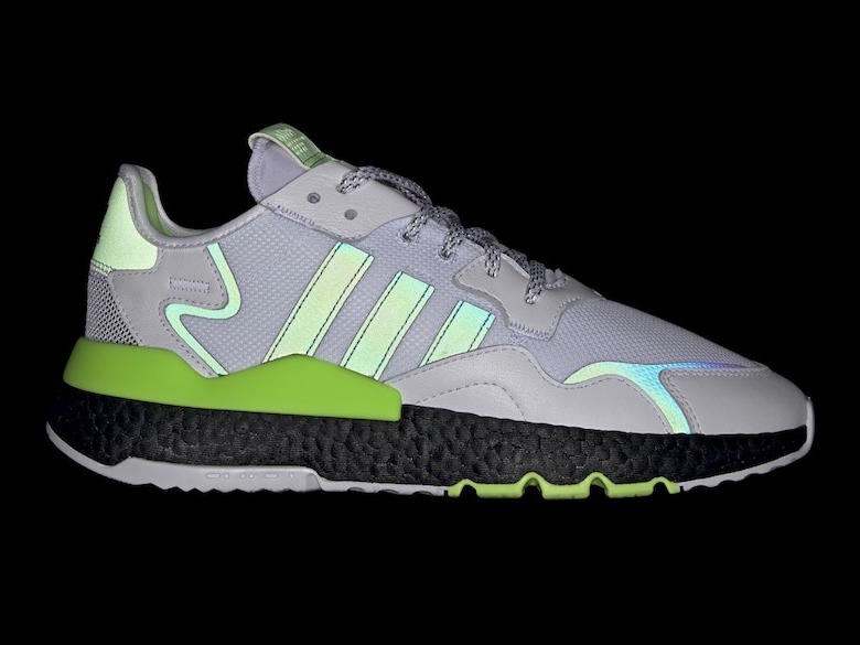 Adidas Nite Jogger Signal Green Release Date News Break