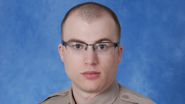 Cover for Maryland mourns death of state trooper