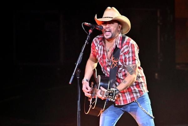 Picture for Jason Aldean's New 'Big Green' Mercedes