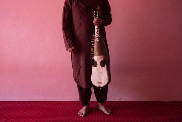 Picture for Under Taliban, thriving Afghan music scene heads to silence