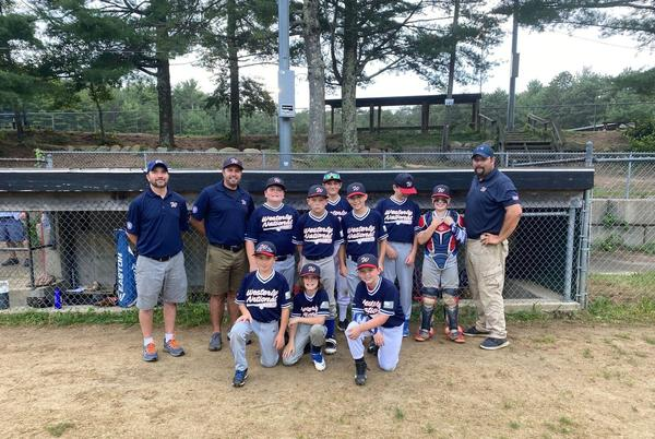 Picture for Youth baseball: Westerly fall ball team earns win