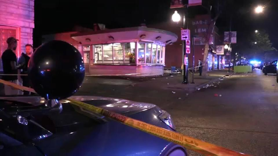 Picture for 'Mayhem': Victim ID'd after Chatham shooting leaves 10 shot, 1 dead