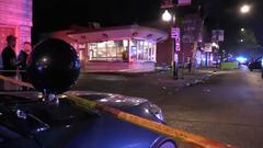 Cover for 'Mayhem': Victim ID'd after Chatham shooting leaves 10 shot, 1 dead