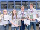 Picture for Deer Lodge FFA members win state competitions