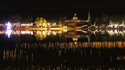 Christmas Reflections 2020 Plans Set for Defuniak Springs Christmas Reflections Light Show