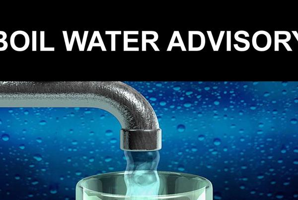 Picture for Boil water order issued