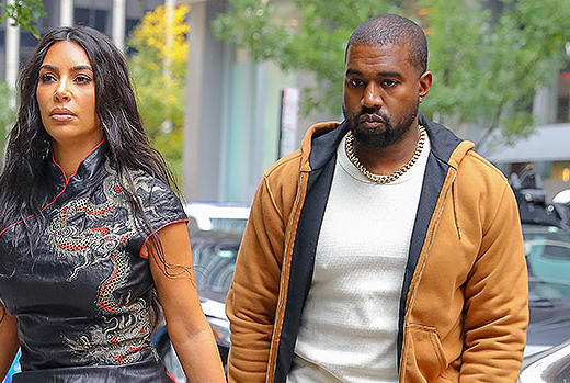 Picture for Kanye West 'Seeing Kids A Lot More' As He & Kim Kardashian Are 'Communicating Better'
