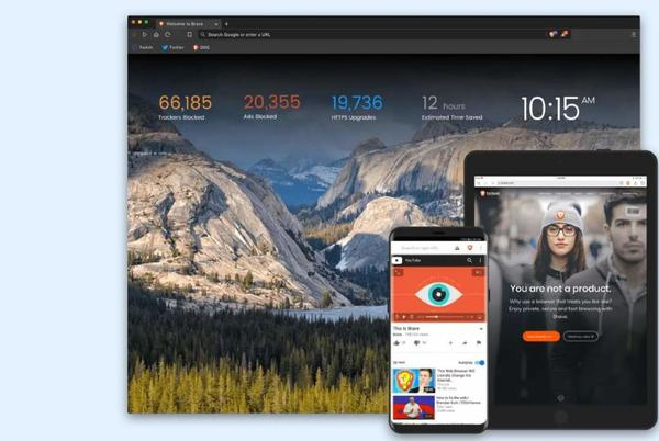 Picture for Brave privacy browser ditches Google in favor of its own search engine