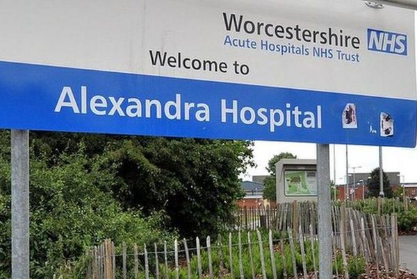 Picture for Ambulances diverted due to Worcestershire hospital pressures