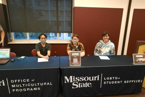 Picture for MSU student panel highlights reality of LGBTQ+ political activism