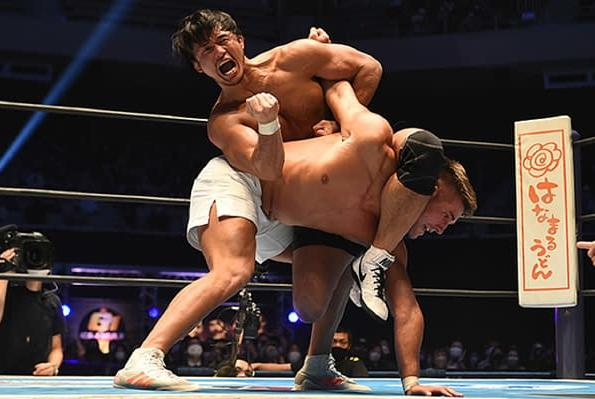 Picture for Shibata Returns During NJPW's G1 Climax As Tourney Winner Is Crowned