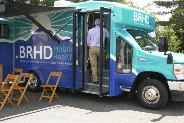 Picture for BRHD hosts town hall about COVID-19 testing, vaccinations
