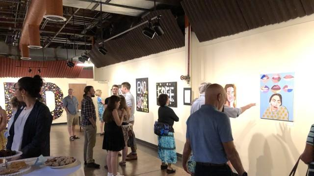 Picture for Maggie Walker art students display work in Richmond gallery
