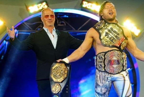 Picture for AEW's Kenny Omega Wants a Match With Roman Reigns, Says 90% of WWE's Roster Wants to Join AEW