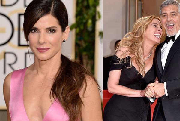 Picture for Sandra Bullock plans to surprise George Clooney, Julia Roberts in Australia: Rumor