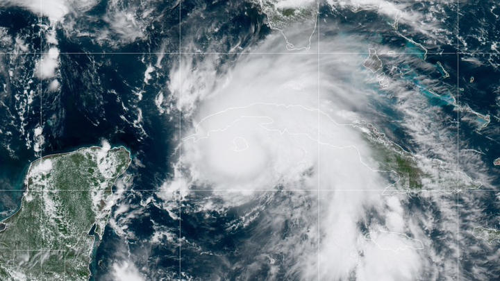 """Cover for """"This Storm Could Kill You!"""" Winds From Hurricane Ida Could Devastate Gulf Coast"""