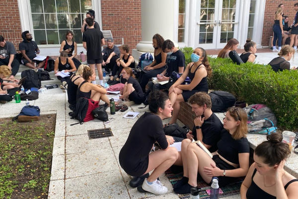 Picture for CCU students refuse to go to class after professor's 'racially insensitive' comment