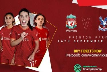 Picture for Free coach offer for Liverpool FC Women fixture