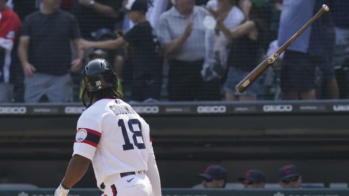 Picture for Tony La Russa Is Going to Hate This Awesome Brian Goodwin Bat Flip