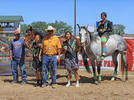 Picture for Local sisters currently undefeated in women's horse relay