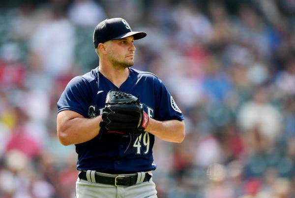 Picture for Seattle Mariners players feel 'betrayed' after Kendall Graveman traded to Astros, per report