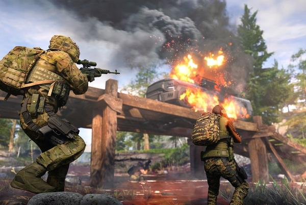 Picture for Ghost Recon Frontline unveiled, it's a battle royale
