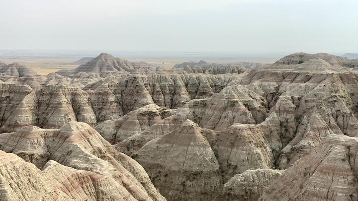 Cover for 7 Recommendations for Missourians Visiting Badlands National Park