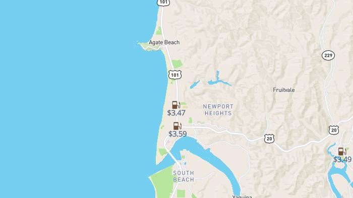Picture for Analysis shows most expensive gas in Newport