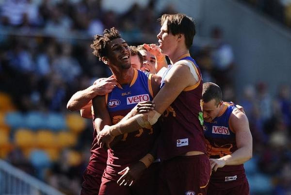 Picture for AFL trade news: Lions ruckman requests trade