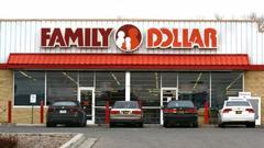 Cover for 'Staff Quit' Sign Posted on Family Dollar Store as Employees Walk Out