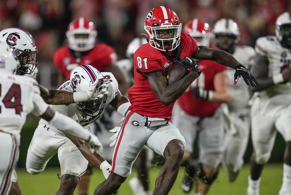 Picture for Georgia vs. Vanderbilt College Football Odds, Plays and Insights