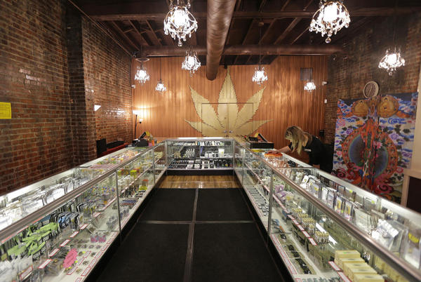 Picture for WA pot industry easier to enter under new licensing rules