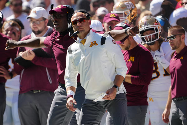 Picture for Rapid reaction: Colorado's offense has no answer for Minnesota defense as Gophers cruise
