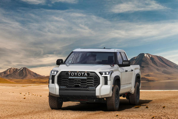 Picture for No Electric Toyota Tundra: Why Toyota's Doubling Down on Internal Combustion