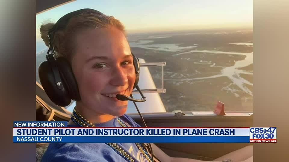 Picture for Plane crashes in St. Marys River on Florida-Georgia border, kills student and instructor