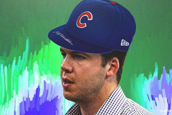 Picture for Carter Hawkins named general manager of the Cubs