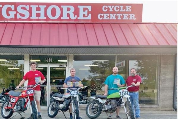 Picture for Four Locals Win Feature Bike Races