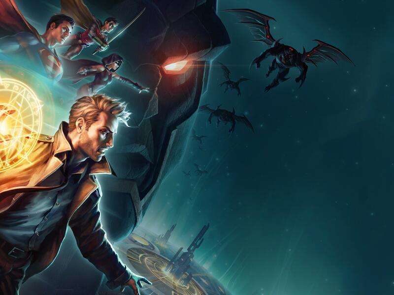Watch Justice League Dark Apokolips War 2020 Online Full Movie