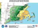 Picture for Flash flood warning issued with heavy rain in forecast