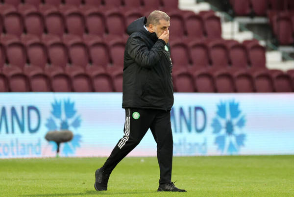 Picture for 'Out for a while' – Ange Postecoglou confirms massive Celtic injury blow