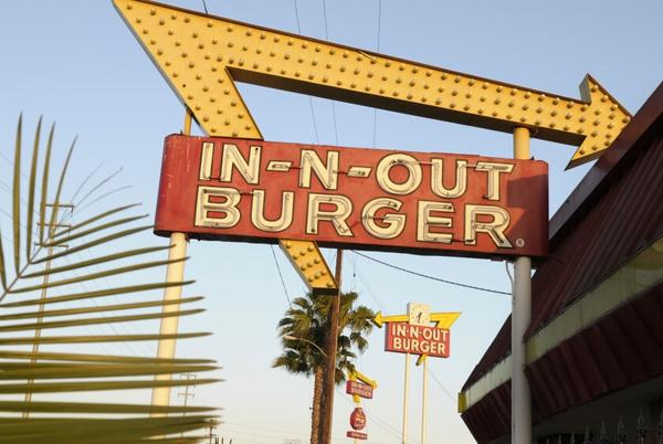 Picture for A second Northern California In-N-Out is forced to close for violating COVID-19 rules