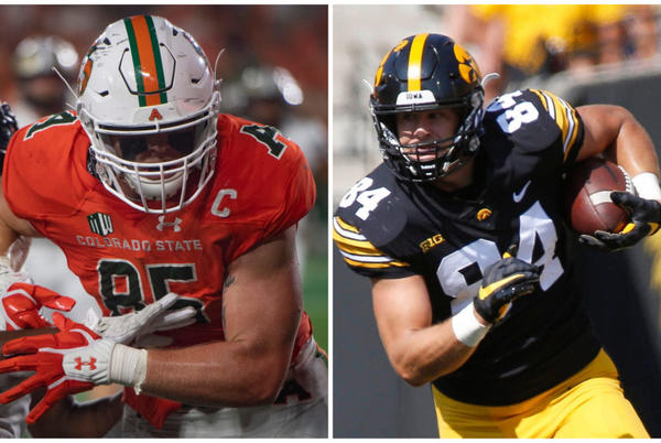 Picture for Iowa football: First meeting with Colorado State features familiar faces and top-notch tight ends