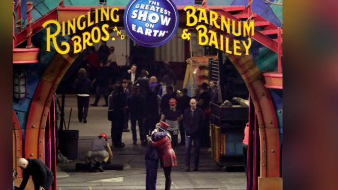 Cover for After four years! Renowned US circus could return to the show