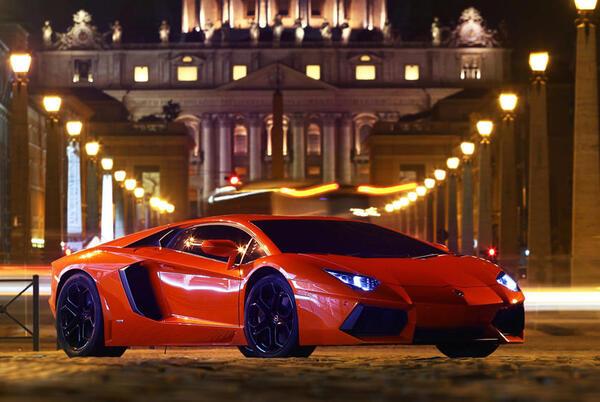 Picture for Lamborghini Ends Sales Of The Aventador