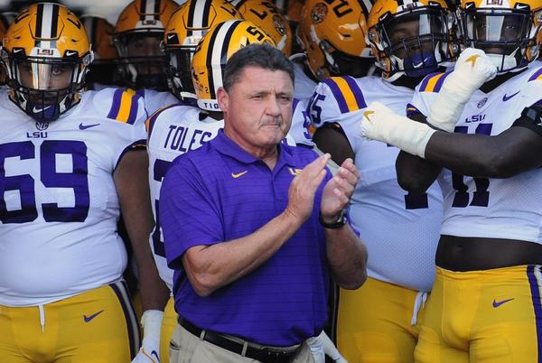 Picture for Ed Orgeron's buyout figure details emerge, per report