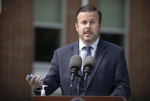Picture for Pa. Rep. Kevin Boyle charged with harassment, violating protection from abuse order: reports