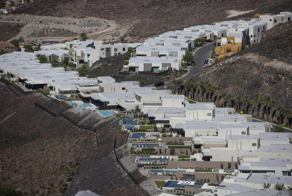 Picture for Luxury homebuilder unveils new mountainside project in Henderson