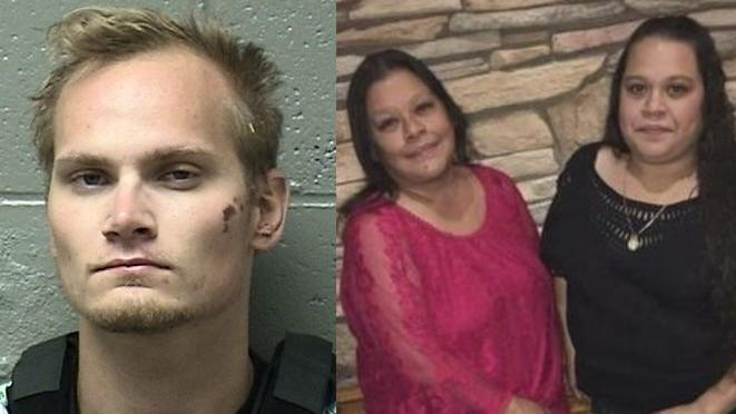 Cover for YUBA CITY MAN PLEADS NOT GUILTY TO HWY 70 DEATHS OF LINDA MOTHER & DAUGHTER