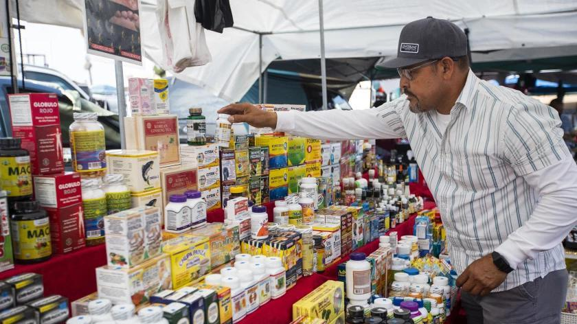 Picture for L.A. City College swap meet shuts down after more than two decades